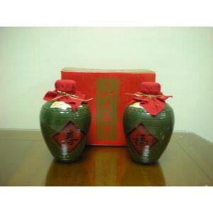 瓷陳年大高酒禮盒