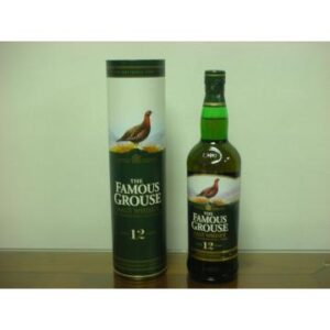 蘇格蘭 威雀12年 純麥威士忌 700ml