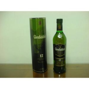 蘇格蘭 格蘭菲迪12年 單一純麥威士忌 500ml