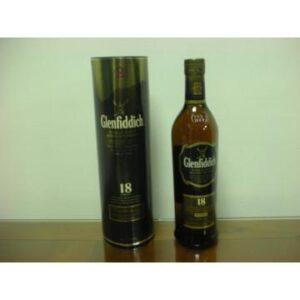 蘇格蘭 格蘭菲迪18年 單一純麥威士忌 700ml