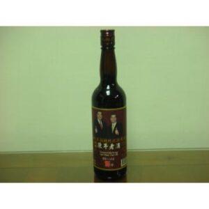 瓶裝陳年老酒