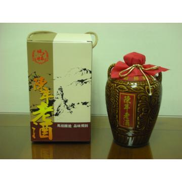 公斤醰裝陳年老酒