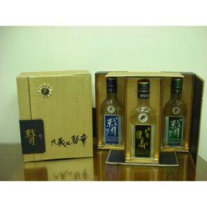 大義勳章3入禮盒
