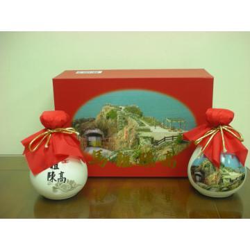 瓷瓶馬祖陳高禮盒